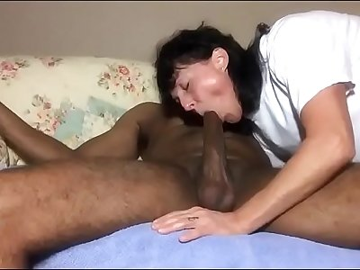 Big tit gilf getting assfuck from black dick