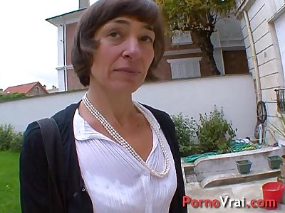 Vengeance pornography deceived by her husband with his secretary! French amateur