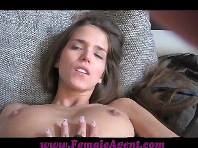 FemaleAgent MILF gets what she wants