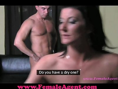 FemaleAgent Arrogant audition