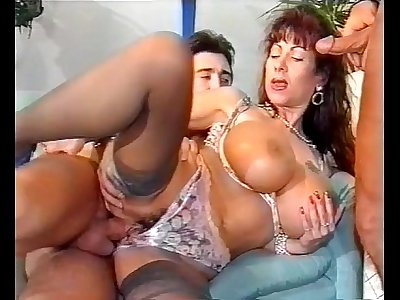 german busty Gina Colany audition part 1