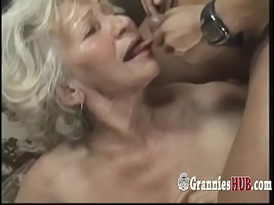 GILF And Granny Fucky-fucky With Anal Creampie