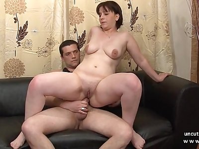 Casting Amateur French Couple Fucking Anal invasion Sex