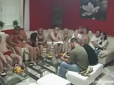 Biggest Mature Swingers Party on Earth