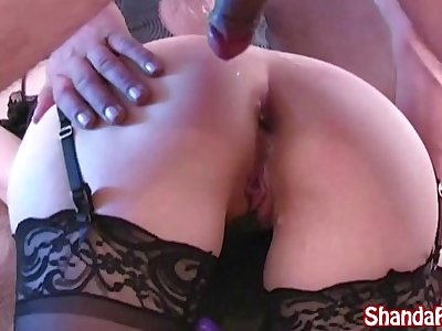 Kinky Canadian Cougar Wants A Deep Anal Creampie!