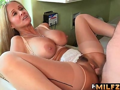 mom son creampie point of view
