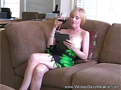 Mommy Blows Shy Son's Cock