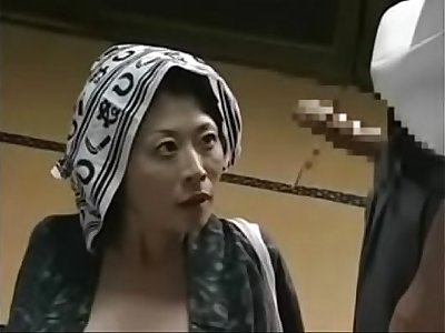 Japanese Sex Super-naughty Mother Fuck by Own Son