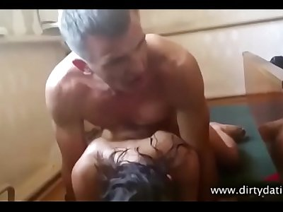 Inexperienced Teen gets Rough, Torturous Anal