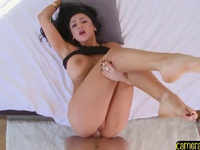 gorgeous glam milf getting pov pussyfucked